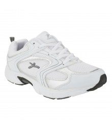 Cefiro JG13 White Grey Men Sports Shoes - CSS0003-40